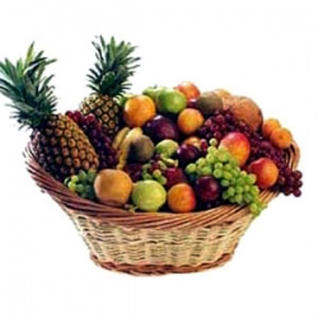 Sweet Fruit Basket